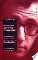 libro Conversaciones Con Woody Allen