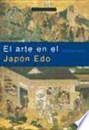 libro El Arte En El Japón Edo