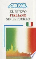 libro El Nuevo Italiano Sin Esfuerzo