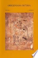 libro Origene E La Tradizione Alessandrina
