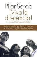 libro ¡viva La Diferencia!