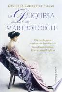 libro La Duquesa De Marlborough