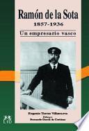 libro Ramón De La Sota, 1857 1936