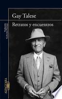 libro Retratos Y Encuentros