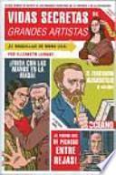 libro Vidas Secretas De Grandes Artistas