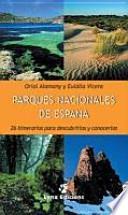 libro Parques Nacionales De España
