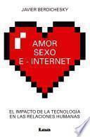 libro Amor Sexo E Internet