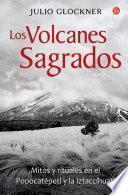 libro Los Volcanes Sagrados