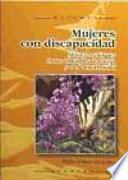 libro Mujeres Con Discapacidad