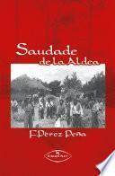 libro Saudade De La Aldea