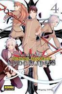 libro Academia Neognesis Evangelion 4 Apocalipsis / Neon Genesis Evangelion 4 Campus Apocalypse