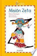 libro Candela. Misión Zeta