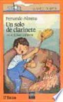 libro Un Solo De Clarinete