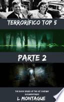 libro Terrorífico Top 5:
