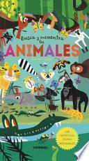 libro Busca Y Encuentra Los Animales
