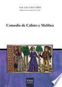 libro Comedia De Calisto Y Melibea