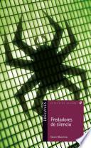 libro Predadores De Silencio