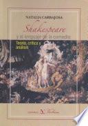 libro Shakespeare Y El Lenguaje De La Comedia: Teoría, Crítica Y Análisis