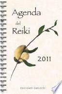 libro Agenda Del Reiki / Agenda Reiki