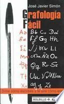 libro Grafología Fácil