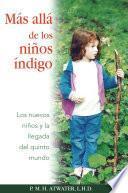 libro Más Allá De Los Niños índigo