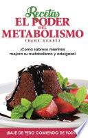 libro Recetas El Poder Del Metabolismo