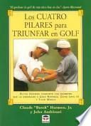 libro Los Cuatro Pilares Para Triunfar En Golf