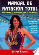 libro Manual De Natacion Total / Janet Evans  Total Swimming