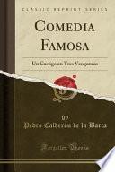 libro Comedia Famosa
