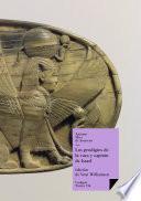 libro Los Prodigios De La Vara Y Capitán De Israel