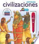 libro Antiguas Civilizaciones / Ancient Worlds