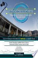 libro Educación Y Aprendizaje: Perspectivas Y Escenarios Actuales En La Educación Digital
