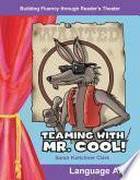 libro ¡en Equipo Con El Sr. Supercoyote! (teaming With Mr. Cool!)