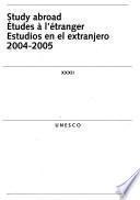 libro Estudios En El Extranjero