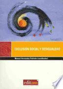 libro Exclusión Social Y Desigualdad