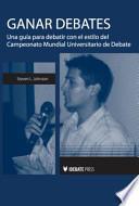 libro Ganar Debates