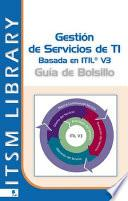 Gestión De Servicios Ti Basado En Itil® V3   Guia De Bolsillo