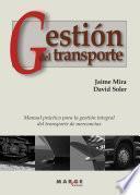 libro Gestión Del Transporte