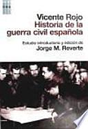 libro Historia De La Guerra Civil Española
