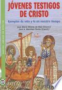 libro Jovenes Testigos De Cristo