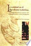 libro La Sanidad En El Liberalismo Isabelino