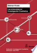 libro Las Entrevistas En Investigación Cualitativa