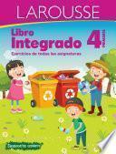 libro Libro Integrado 4o Primaria