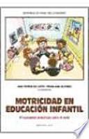 libro Motricidad En Educación Infantil