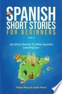 libro Spanish Short Stories For Beginners 2 In 1