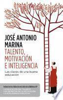 libro Talento, Motivación E Inteligencia (pack)