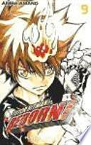 Tutor Hitman Reborn No09(9788467459661)