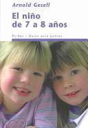 libro El Niño De 7 Y 8 Años