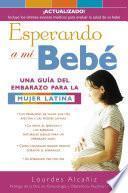 libro Esperando A Mi Bebé