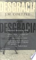 libro Desgracia